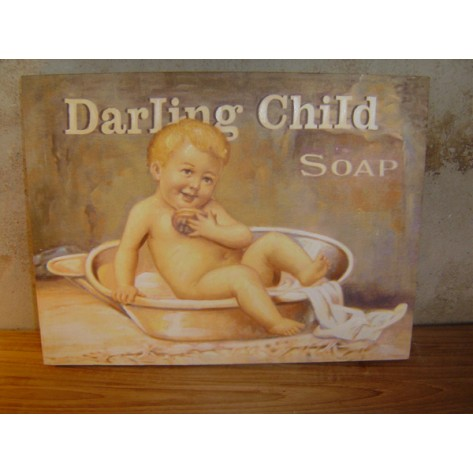Schilderij Darling Child