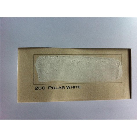 Polar white Calcatex Kalkverf Jordan&Co